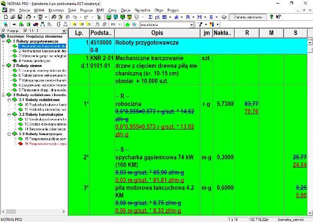 norma pro podręcznik użytkownika pdf